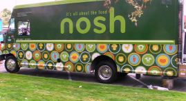 #FightHunger nosh truck