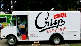 Seattle Crisp Food Truck